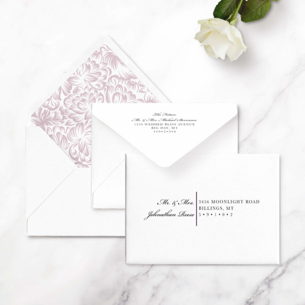 save the date cards formal