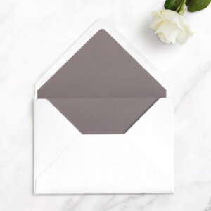 solid envelope liners