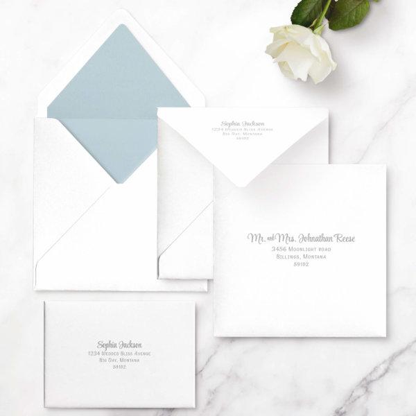 square wedding invites