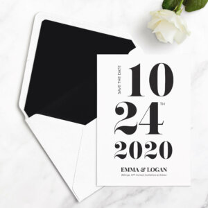wedding save the date cards