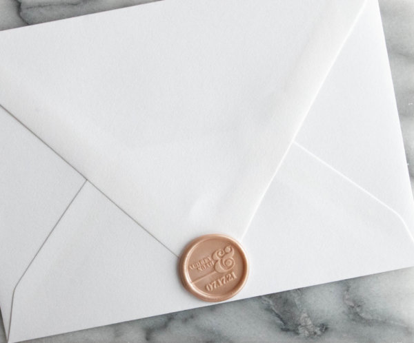 wax seals for letters