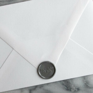 wax seals invitations