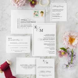 what pieces do I need in my wedding invitations