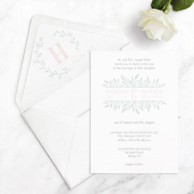 free rustic wedding invitations