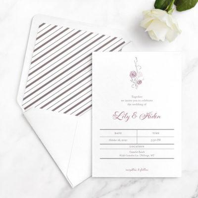 free wedding sample kits