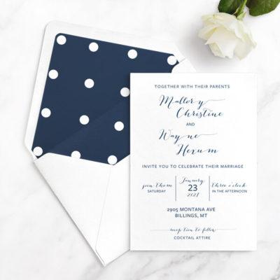 wedding invitations sample free