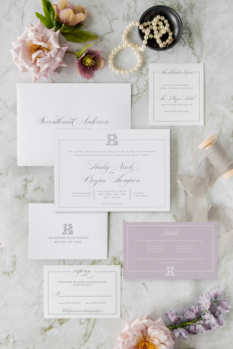 vintage-classic-wedding-invitations