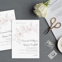 how many wedding invitations